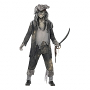 Halloween kostymer pirat