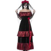 dead kostym till flickor halloween 2016