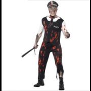 halloween kostymer polis